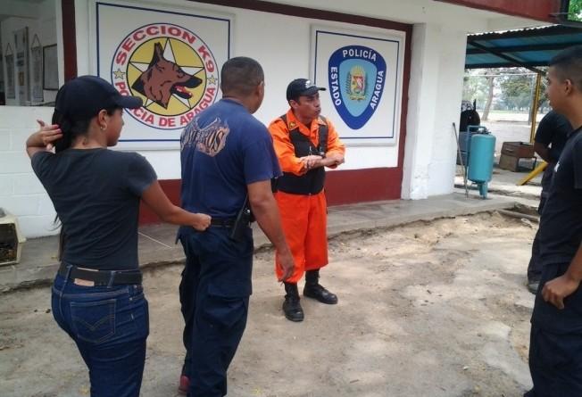 EQUIPO CANINO DE INTERVENCION EN DESASTRES K-SAR E.C.I.D.