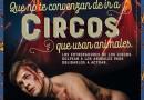 No a los circos con animales: Pablo Azar desnudo, sangrando y golpeado